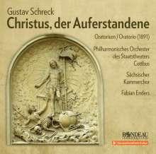 Gustav Schreck (1849-1918): Christus,der Auferstandene (Oratorium 1891), 2 CDs