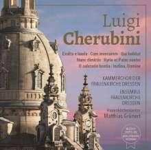 Luigi Cherubini (1760-1842): Geistliche Musik, CD