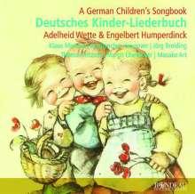Engelbert Humperdinck (1854-1921): Deutsches Kinder-Liederbuch, CD