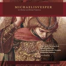 Michael Praetorius (1571-1621): Michaelisvesper, Super Audio CD