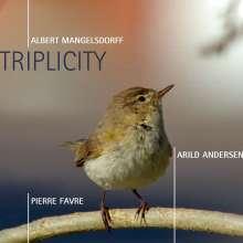Albert Mangelsdorff (1928-2005): Triplicity (180g) (Limited-Edition), 2 LPs
