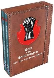 Götz von Berlichingen (DVD + Buch), DVD