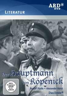 Der Hauptmann von Köpenick (1960), DVD