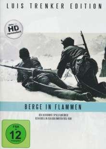 Berge in Flammen, DVD