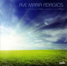 Claudio Ferrarini & Floraleda Sacchi - Ave Maria Adagios, CD