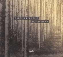 Oddgeir Berg: Before Dawn, CD