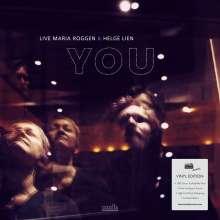 Live Maria Roggen & Helge Lien: You (180g) (Limited-Edition), LP