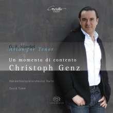 Christoph Genz - Händel Arien, Super Audio CD