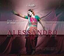 Gian Francesco de Majo (1732-1770): Alessandro nell'Indie, 2 CDs