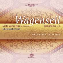 Georg Christoph Wagenseil (1715-1777): Symphonie in C-Dur, Super Audio CD