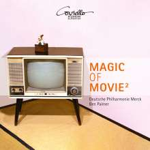 Deutsche Philharmonie Merck - Magic of Movie Vol.2, CD
