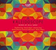 "Willi März (2. Hälfte 20.Jahrhundert): Werke für Tuba ""Kaleidoskop"", CD"