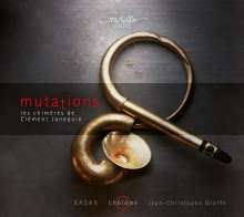 XASAX Saxophon-Quartett - Mutations, CD