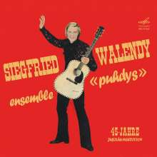 Siegfried Walendy & Puhdys: Moskau '73, CD
