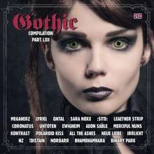 Gothic Compilation 62, 2 CDs