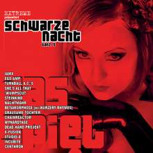 Schwarze Nacht 5, CD
