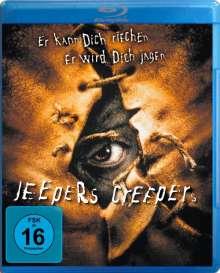 Jeepers Creepers (Blu-ray), Blu-ray Disc
