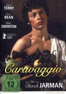 Caravaggio (OmU), DVD