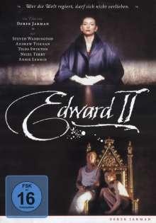 Edward II, DVD