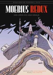 Moebius Redux - Das Leben von Jean Giraud, 2 DVDs