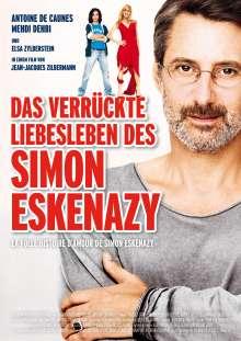 Das verrückte Liebesleben des Simon Eskenazy (OmU), DVD