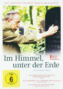 Im Himmel, unter der Erde - Der jüdische Friedhof Weißensee, DVD