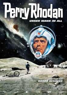 Perry Rhodan - Unser Mann im All, DVD