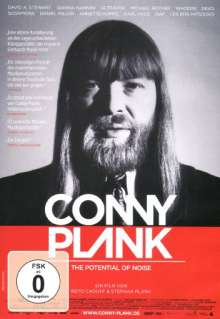 Conny Plank - The Potential of Noise, DVD