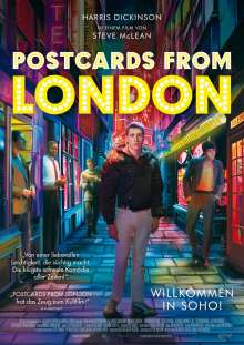 Postcards from London (OmU), DVD