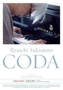 Ryuichi Sakamoto: Coda (OmU), DVD