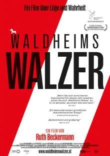 Waldheims Walzer, DVD