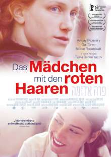 Das Mädchen mit den roten Haaren (OmU), DVD