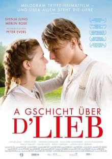 A Gschicht über d´Lieb, DVD