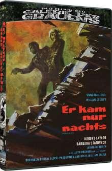 Er kam nur nachts (Blu-ray & DVD), 1 Blu-ray Disc und 1 DVD