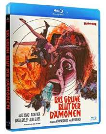 Das grüne Blut der Dämonen (Blu-ray), Blu-ray Disc