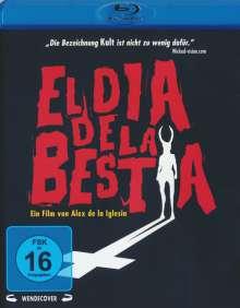 El Dia De La Bestia (Blu-ray), Blu-ray Disc