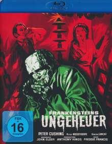 Frankensteins Ungeheuer (Blu-ray), Blu-ray Disc