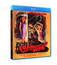 Frankenstein schuf ein Weib (Blu-ray), Blu-ray Disc