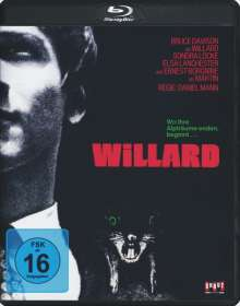 Willard (Blu-ray), Blu-ray Disc