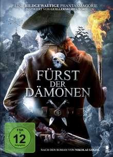 Fürst der Dämonen, DVD