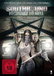 Southbound - Highway to Hell, DVD