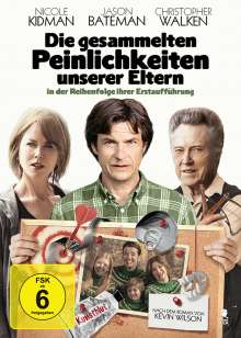 Die gesammelten Peinlichkeiten unserer Eltern in der Reihenfolge ihrer Erstaufführung, DVD