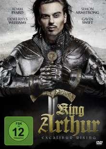 King Arthur - Excalibur Rising, DVD