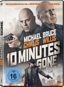 10 Minutes Gone, DVD