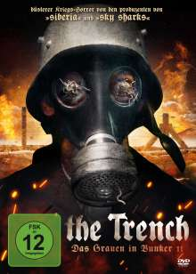 The Trench (2017), DVD
