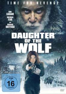 Daughter of the Wolf, DVD