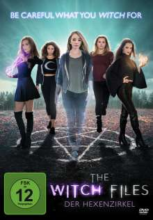 The Witch Files, DVD