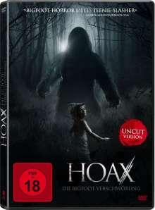 Hoax - Die Bigfoot-Verschwörung, DVD