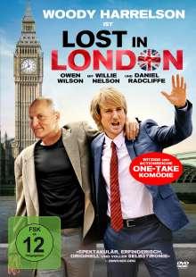 Lost in London, DVD