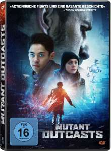 Mutant Outcasts, DVD
